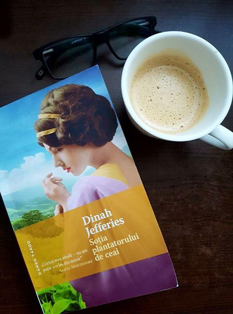 Soția plantatorului de ceai – Dinah Jefferies, editura Nemira     ***Recenzie