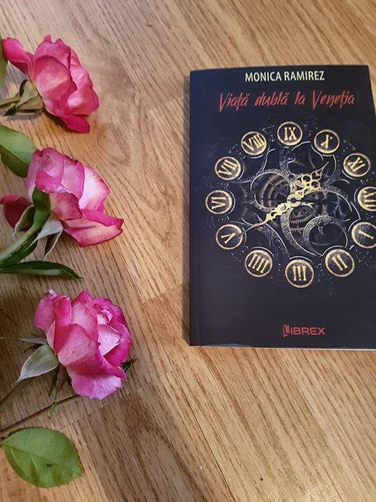 Viață dublă la Veneția – Monica Ramirez, editura Librex     ***Recenzie