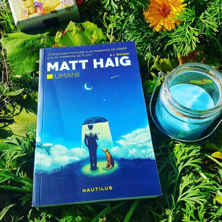 Recenzie: Umanii – Matt Haig