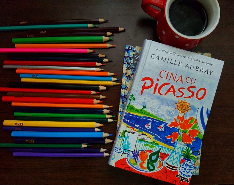 Cina cu Picasso – Camille Aubray