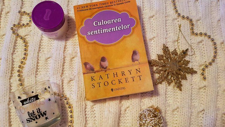 Recenzie: Culoarea sentimentelor – Kathryn Stockett