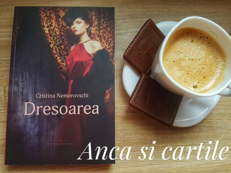 Dresoarea – Cristina Nemerovschi    Recenzie