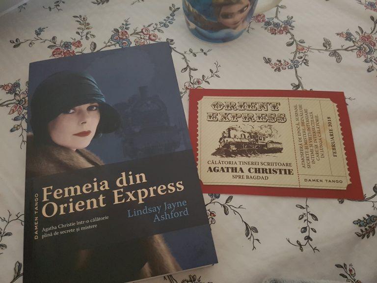 Femeia din Orient Express – Lindsay Jayne Ashford