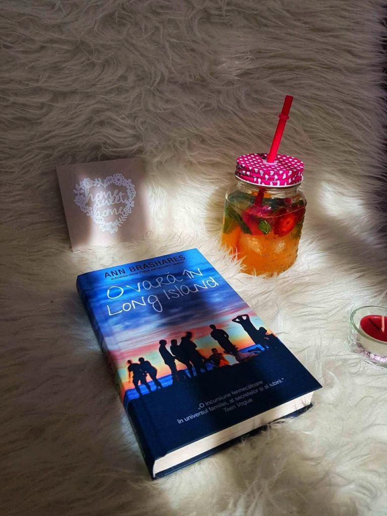O vară în Long Island – Ann Brashares (recenzie), editura Rao