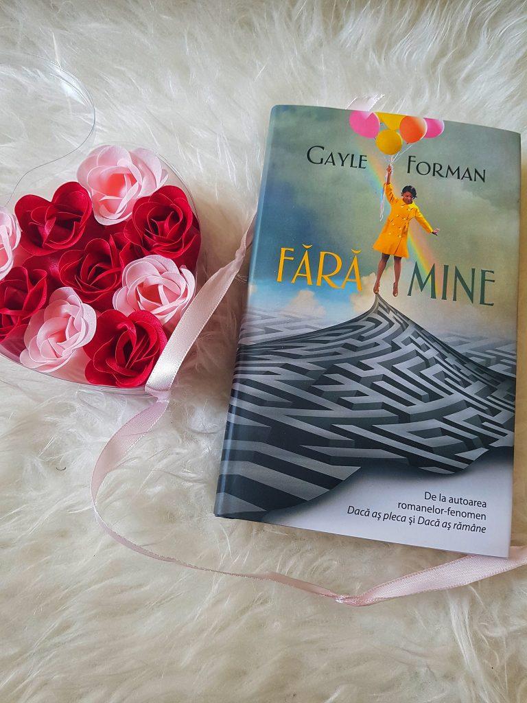 Fără mine – Gayle Forman, editura Rao (recenzie)