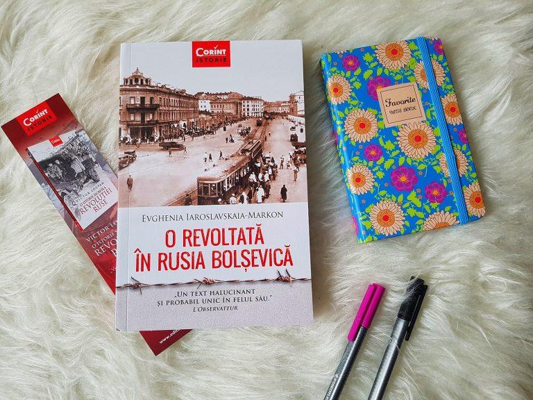O revoltată în Rusia Bolșevică – Evghenia Iaroslavskaia – Markon