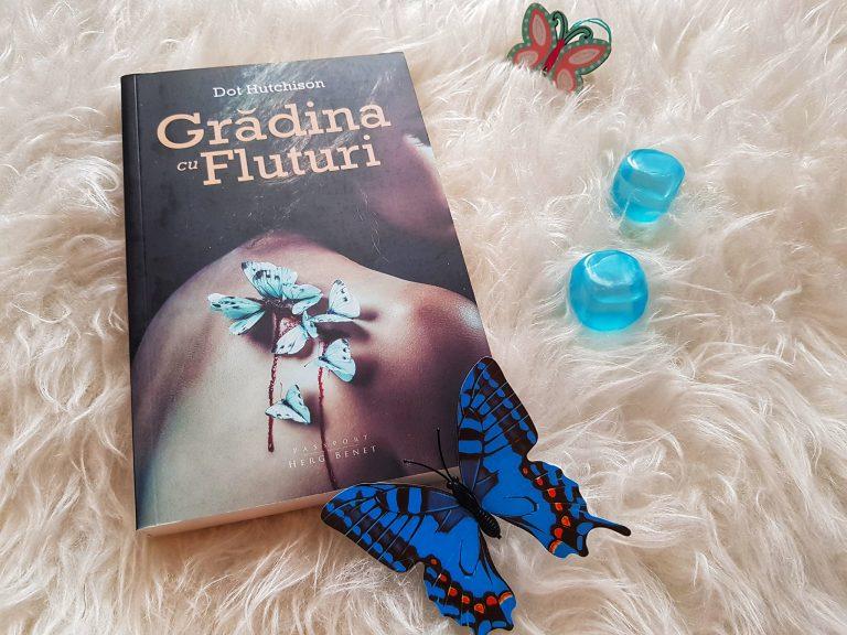 Grădina cu fluturi – Dot Hutchison, editura Herg Benet
