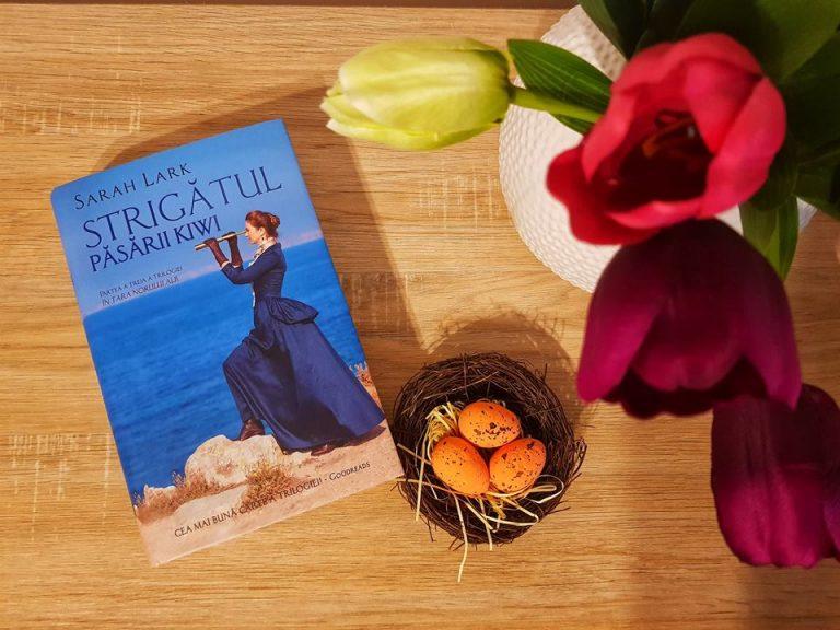 """Strigătul păsării kiwi -Sarah Lark (trilogia """"În țara norului alb"""" – #3)"""