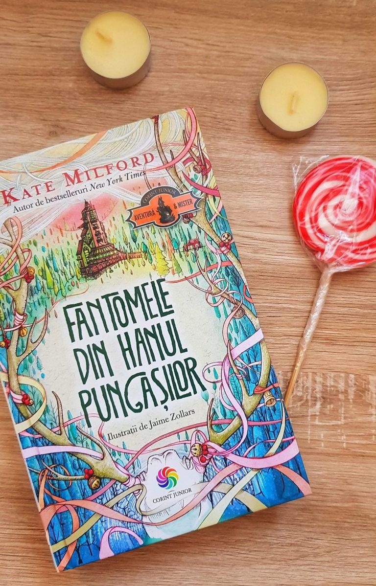 Fantomele din hanul pungașilor – Kate Milford (ilustrații de Jaime Zollars), (recenzie, Corint)