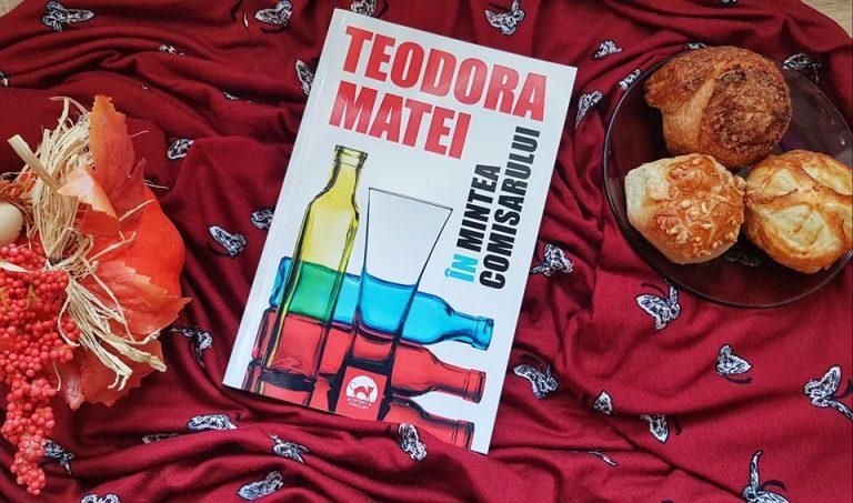 În mintea comisarului – Teodora Matei (recenzie, Tritonic)