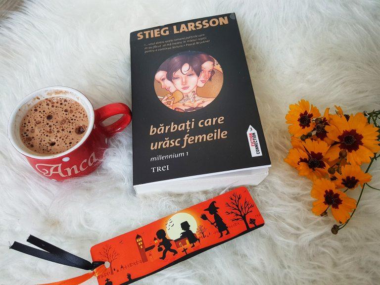 Bărbați care urăsc femeile – Stieg Larsson (seria Millenium, #1)