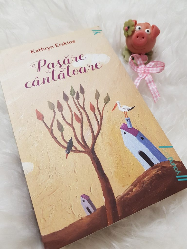 PASĂRE CÂNTĂTOARE – KATHRYN ERSKINE (RECENZIE, GRUPUL EDITORIAL ART)
