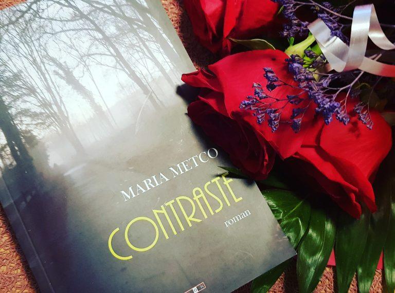 Contraste – Maria Metco (recenzie, Editura Eikon)