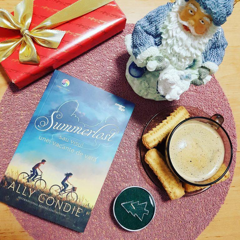 Summerlost sau visul unei vacanțe de vară – Ally Condie  (recenzie, Corint)