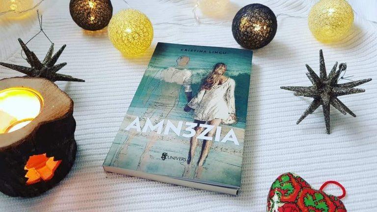 Amnezia – Cristina Lincu (recenzie, Editura Univers)