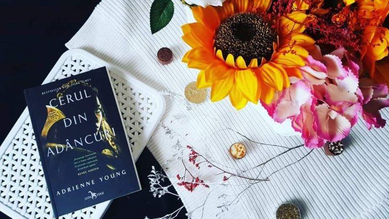 Cerul din adâncuri – Adrienne Young, (recenzie, Leda Edge/Grupul Editorial Corint)