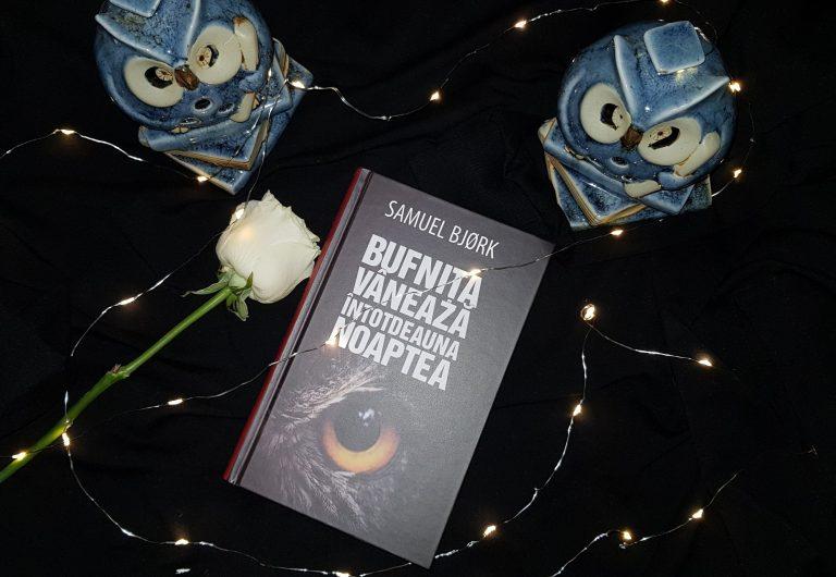 Concurs – Bufnița vânează întotdeauna noaptea, Editura RAO