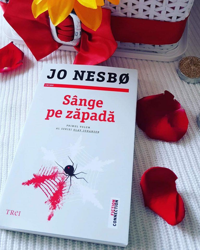 Sânge pe zăpadă – Jo Nesbo (primul volum al seriei Olav Johansen), (recenzie, Libris)