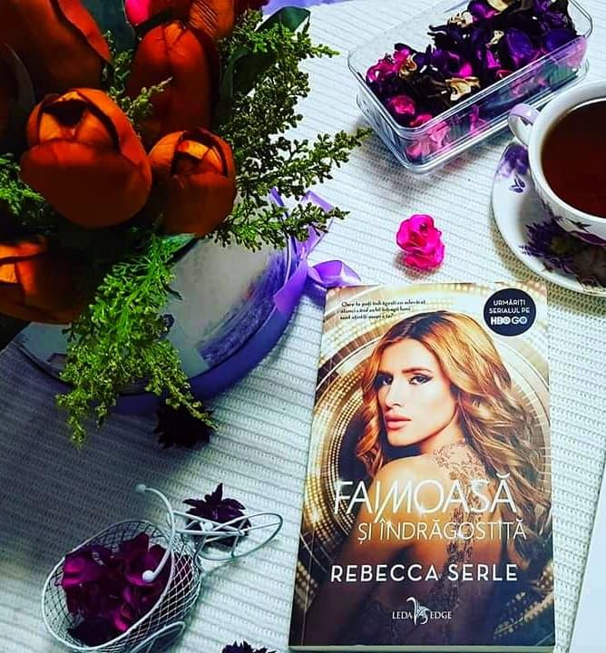 Faimoasă și îndrăgostită – Rebecca Serle (recenzie, Editura Corint)
