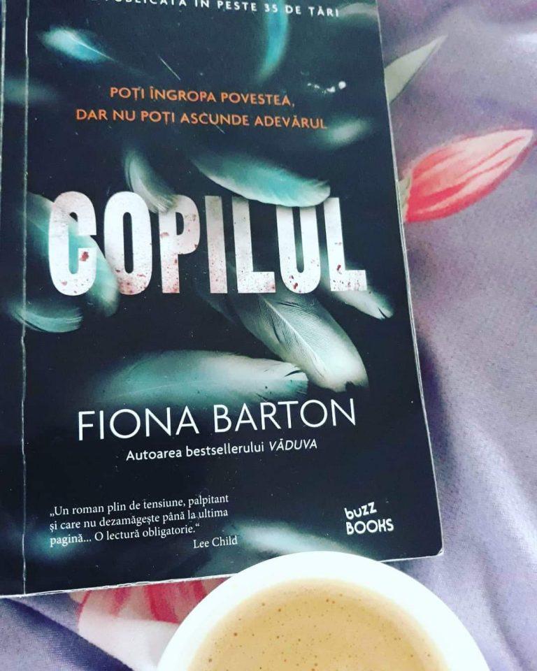 Copilul – Fiona Barton, (recenzie, editură Litera), BuzzBooks