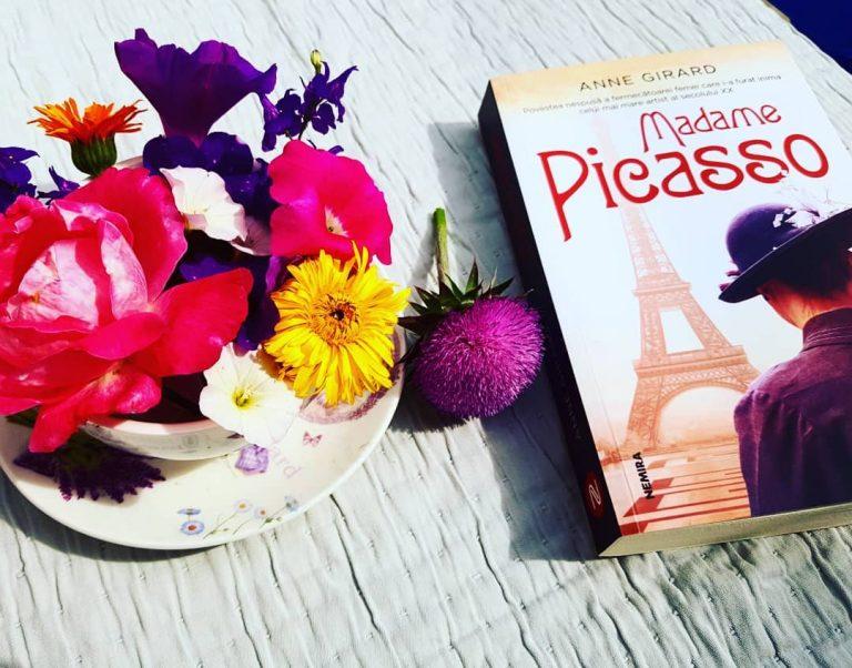 Madame Picasso – Anne Girard, recenzie
