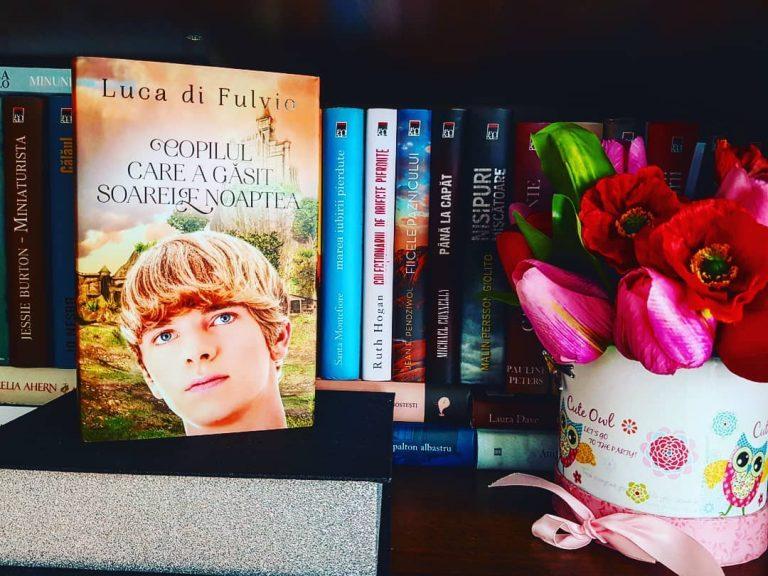 Copilul care a găsit soarele noaptea – Luca di Fulvio, recenzie