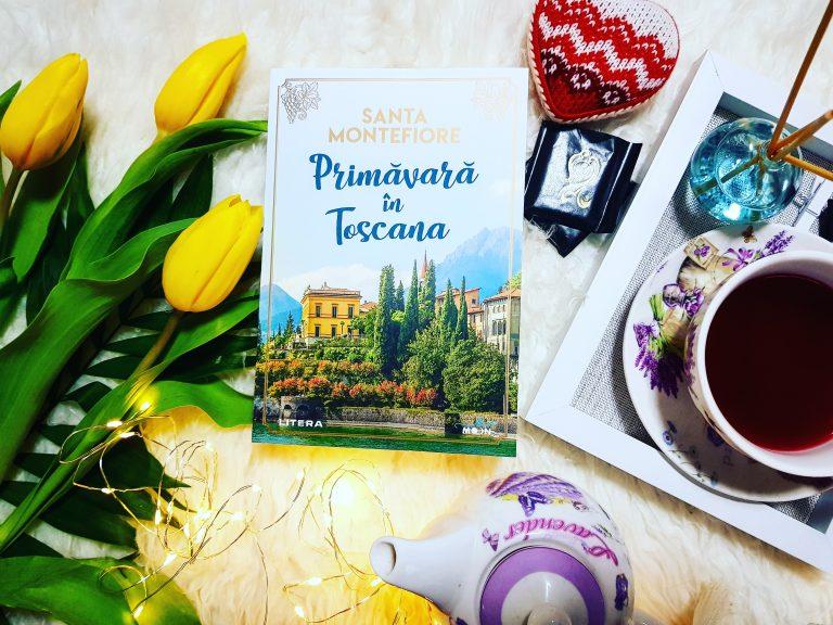 Primăvară în Toscana – Santa Montefiore, recenzie