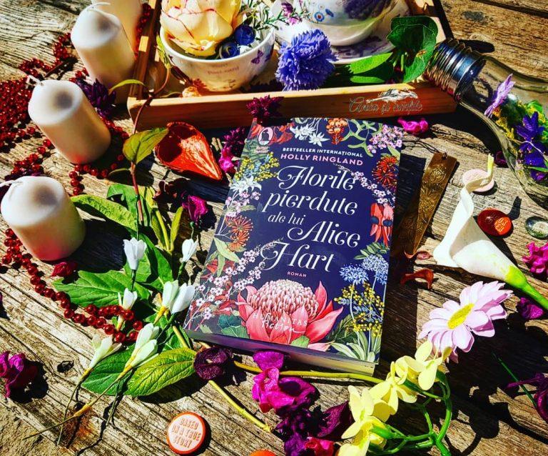 Florile pierdute ale lui Alice Hart – Holly Ringland, recenzie
