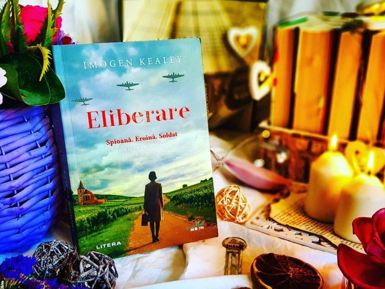 Eliberare – Imogen Kealey, recenzie