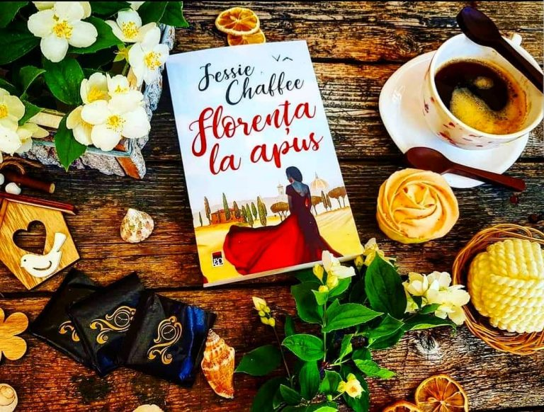 Florența la apus – Jessie Chaffee, recenzie