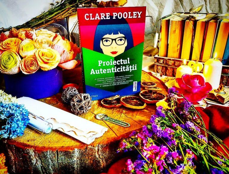Proiectul autenticității – Clare Pooley, recenzie