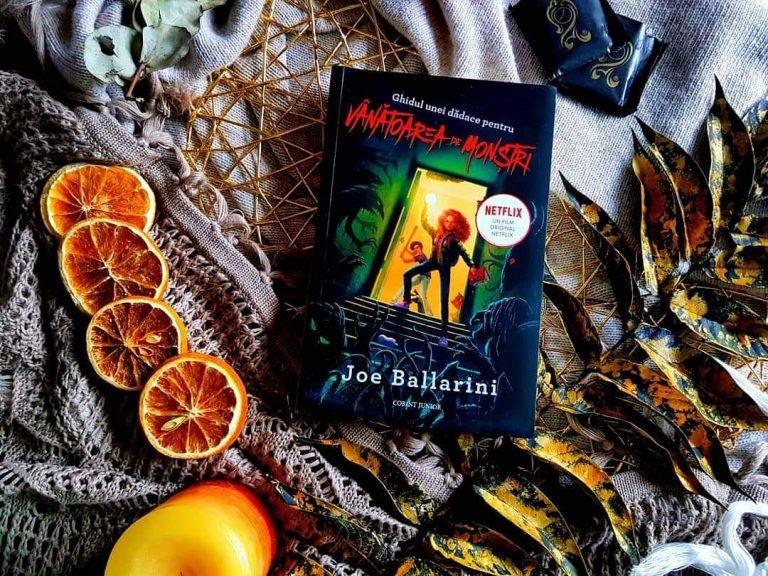 Ghidul unei dădace pentru vânătoarea de monștri – Joe Ballarini, recenzie