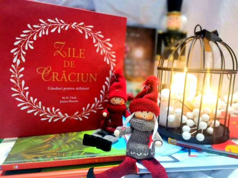 Zile de Crăciun-Gânduri pentru sărbători – M.H. Clark Ilustrator: Jessica Phoenix