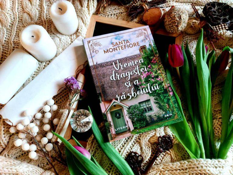 Vremea dragostei și a războiului – Santa Montefiore, recenzie