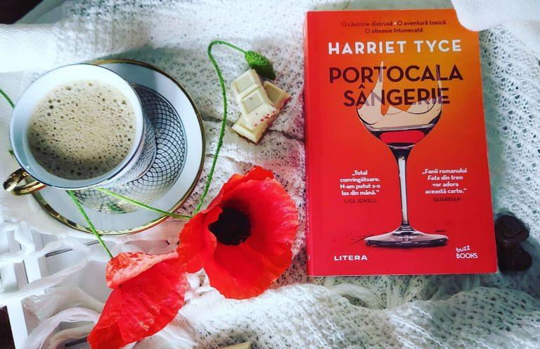 Portocala sângerie – Harriet Tyce, recenzie