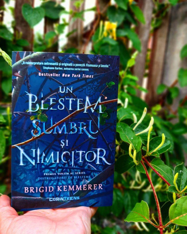Un blestem sumbru și nimicitor – Brigid Kemmerer, recenzie