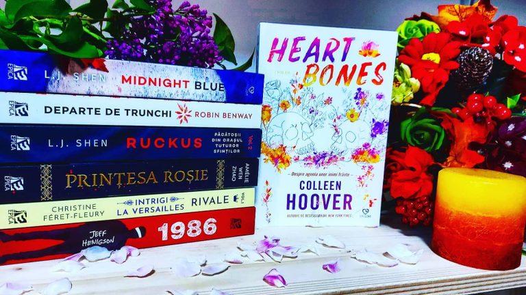 Heart Bones – Colleen Hoover, recenzie