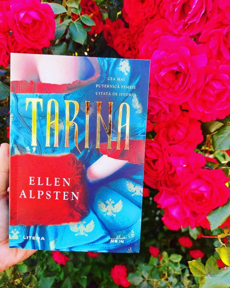 Țarina – Ellen Alpsten, recenzie