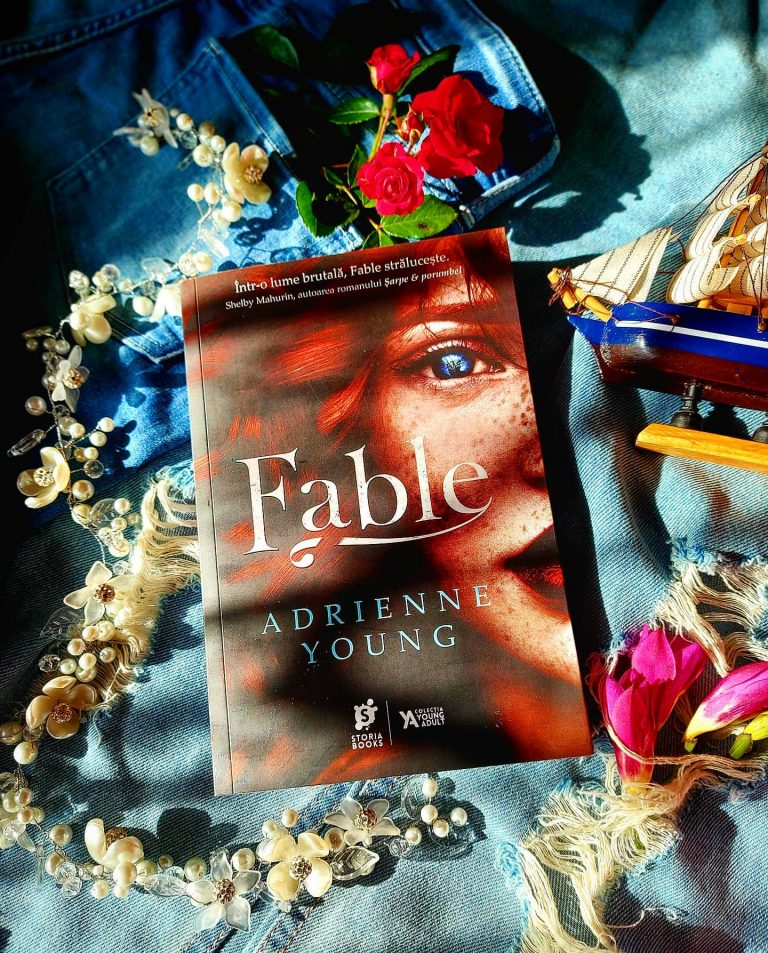 Fable – Adrienne Young, recenzie