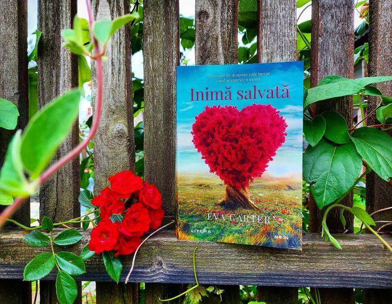 Inimă salvată – Eva Carter, recenzie