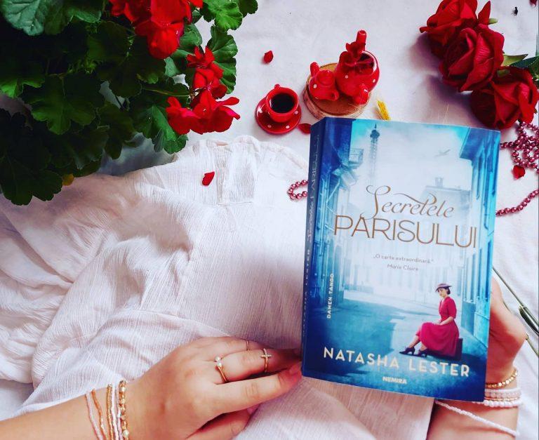 Secretele Parisului – Natasha Lester, recenzie