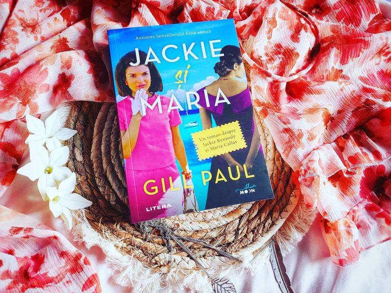 Jackie și Maria – Gill Paul, recenzie